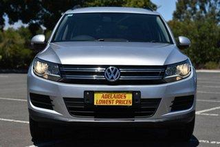 2014 Volkswagen Tiguan 5N MY14 118TSI 2WD Silver 6 Speed Manual Wagon.