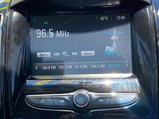 2016 Holden Captiva CG MY16 LTZ AWD Silver 6 Speed Sports Automatic Wagon