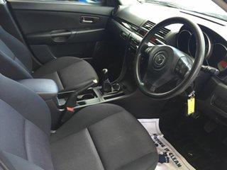 2008 Mazda 3 BK MY06 Upgrade Maxx Sport Blue 5 Speed Manual Sedan