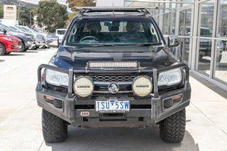 2015 Holden Colorado RG MY15 LTZ Crew Cab Black 6 Speed Sports Automatic Utility.