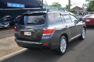 2012 Toyota Kluger GSU40R MY12 Altitude (FWD) 7 Seat Grey 5 Speed Automatic Wagon.