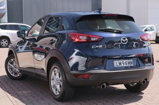 2016 Mazda CX-3 DK2W7A Maxx SKYACTIV-Drive Blue 6 Speed Sports Automatic Wagon.