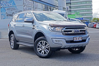 2016 Ford Everest UA Trend Silver 6 Speed Sports Automatic SUV.