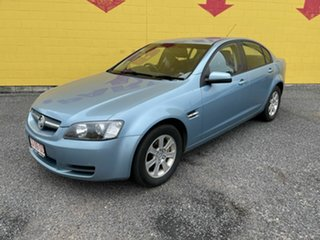 2008 Holden Commodore Blue 5 Speed Automatic Sedan