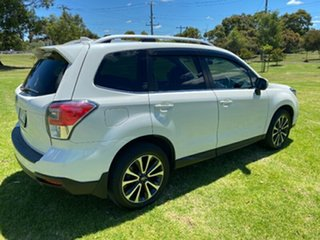 2016 Subaru Forester S4 MY16 XT CVT AWD Premium White 8 Speed Constant Variable Wagon