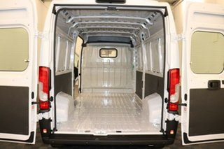 2021 Fiat Ducato Series 7 Mid Roof LWB White 9 speed Automatic Van
