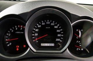 2009 Toyota Hilux KUN26R 09 Upgrade SR5 (4x4) Blue Metallic 4 Speed Automatic Dual Cab Pick-up