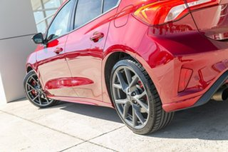 2020 Ford Focus SA 2020.25MY ST Red 7 Speed Automatic Hatchback