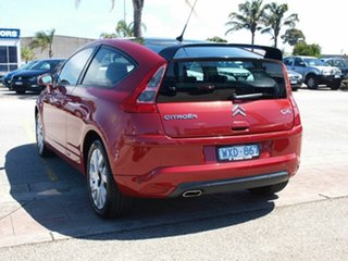 2007 Citroen C4 VTS Red 5 Speed Manual Coupe
