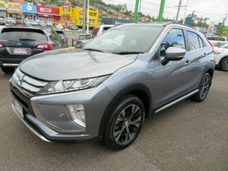 2019 Mitsubishi Eclipse Cross YA MY19 LS 2WD Grey 8 Speed Constant Variable Wagon.