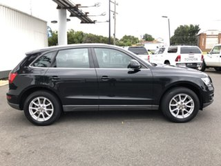 2012 Audi Q5 8R MY12 2.0 TFSI Quattro Black 7 Speed Auto Dual Clutch Wagon.