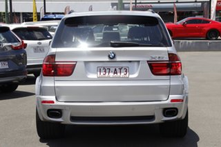 2011 BMW X5 E70 MY11.5 xDrive50i Steptronic Sport Silver 8 Speed Sports Automatic Wagon