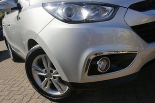 2013 Hyundai ix35 LM Series II SE (FWD) Silver 6 Speed Automatic Wagon.