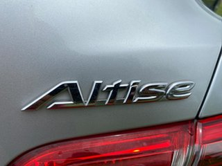 2009 Toyota Camry ACV40R MY10 Altise Adventurine Silver 5 Speed Automatic Sedan