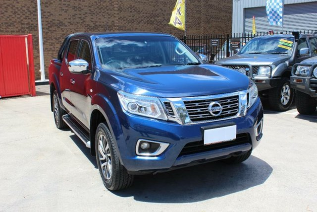 Used Nissan Navara NP300 D23 ST (4x4) Hoppers Crossing, 2016 Nissan Navara NP300 D23 ST (4x4) Blue 7 Speed Automatic Dual Cab Utility