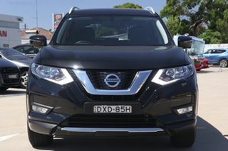 2018 Nissan X-Trail T32 Series 2 ST-L (4WD) Black Continuous Variable Wagon
