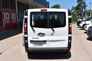 2021 Mitsubishi Express SN MY21 GLX LWB White 6 Speed Auto Dual Clutch Van