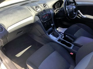 2011 Ford Mondeo MC LX TDCi White 6 Speed Direct Shift Wagon