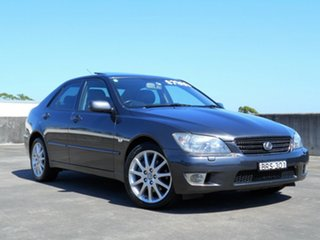 2005 Lexus IS JCE10R MY04.5 IS300 Sports Luxury Grey 5 Speed Sports Automatic Sedan.