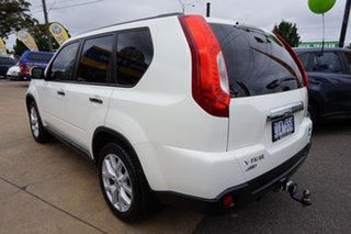 2012 Nissan X-Trail T31 Series V TI Snow Storm 1 Speed Constant Variable Wagon.