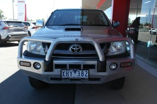 2009 Toyota Hilux KUN26R MY09 SR5 Grey 5 Speed Manual Utility.