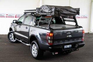 2015 Ford Ranger PX Wildtrak 3.2 (4x4) 6 Speed Automatic Crew Cab Utility.