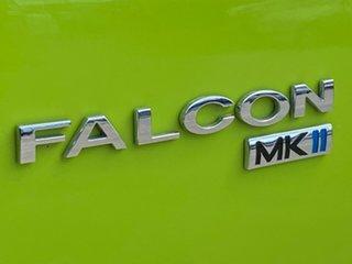 2006 Ford Falcon BF Mk II XR6 Green 6 Speed Sports Automatic Sedan