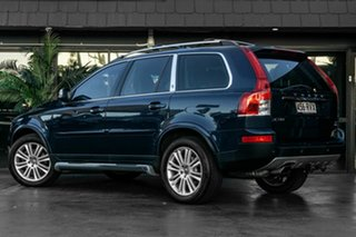 2011 Volvo XC90 P28 MY12 Executive Geartronic Blue 6 Speed Sports Automatic Wagon.