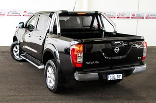 2018 Nissan Navara D23 Series III MY18 ST-X (4x4) Black 7 Speed Automatic Dual Cab Pick-up.