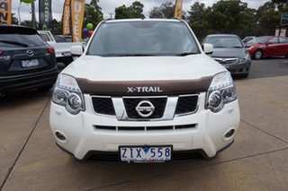 2012 Nissan X-Trail T31 Series V TI Snow Storm 1 Speed Constant Variable Wagon