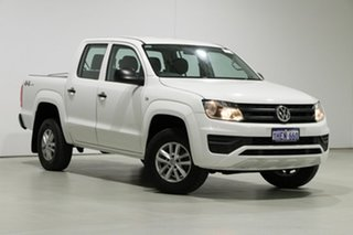 2017 Volkswagen Amarok 2H MY17 TDI420 Core Edition (4x4) White 8 Speed Automatic Dual Cab Utility.