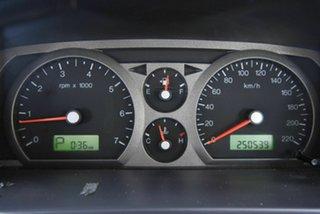 2008 Ford Falcon BF Mk III XT Blue 4 Speed Sports Automatic Wagon