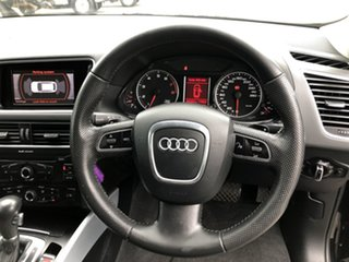 2012 Audi Q5 8R MY12 TFSI Tiptronic Quattro Black 8 Speed Sports Automatic Wagon