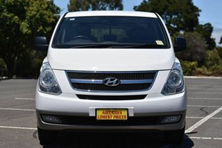 2013 Hyundai iMAX TQ-W MY13 White 5 Speed Automatic Wagon.