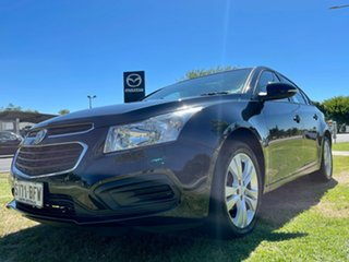 2015 Holden Cruze JH Series II MY15 Equipe Black 6 Speed Sports Automatic Sedan.