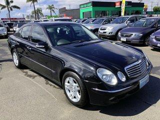 2005 Mercedes-Benz E240 211 Elegance 5 Speed Auto Touchshift Sedan.