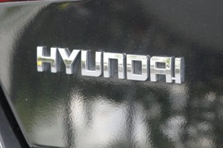 2013 Hyundai i30 GD Active Phantom Black 6 Speed Manual Hatchback