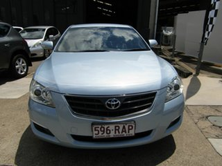 2009 Toyota Aurion GSV40R AT-X Blue 6 Speed Sports Automatic Sedan
