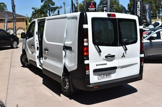 2021 Mitsubishi Express SN MY21 GLX LWB White 6 Speed Auto Dual Clutch Van.
