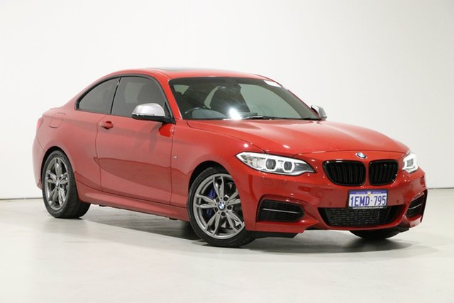 Used BMW M235i F22 Bentley, 2014 BMW M235i F22 Red 8 Speed Automatic Coupe