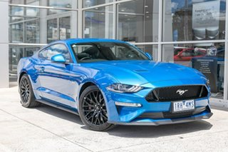 2020 Ford Mustang FN 2020MY GT Blue 10 Speed Sports Automatic Fastback.