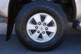 2009 Toyota Hilux KUN26R MY09 SR5 Grey 5 Speed Manual Utility