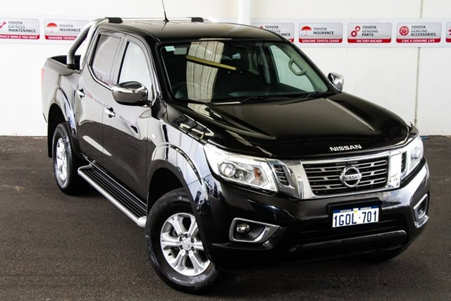 Pre-Owned Nissan Navara D23 Series III MY18 ST-X (4x4) Myaree, 2018 Nissan Navara D23 Series III MY18 ST-X (4x4) Black 7 Speed Automatic Dual Cab Pick-up