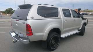 2008 Toyota Hilux GGN25R MY08 SR5 Gold 5 Speed Manual Utility.