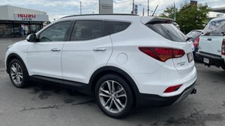 2018 Hyundai Santa Fe DM5 MY18 Highlander White Crystal 6 Speed Sports Automatic Wagon