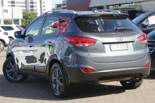 2015 Hyundai ix35 LM Series II Elite (FWD) Pepper Grey 6 Speed Automatic Wagon.