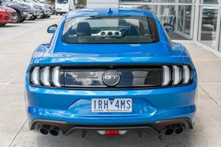 2020 Ford Mustang FN 2020MY GT Blue 10 Speed Sports Automatic Fastback