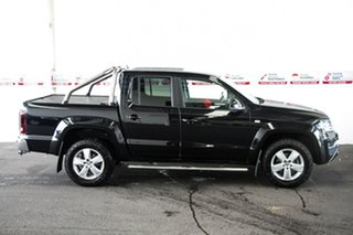 2017 Volkswagen Amarok 2H MY18 V6 TDI 550 Highline Black 8 Speed Automatic Dual Cab Utility