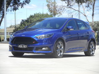 2018 Ford Focus LZ ST 6 Speed Manual Hatchback.