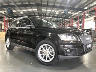 2012 Audi Q5 8R MY12 TFSI Tiptronic Quattro Black 8 Speed Sports Automatic Wagon.